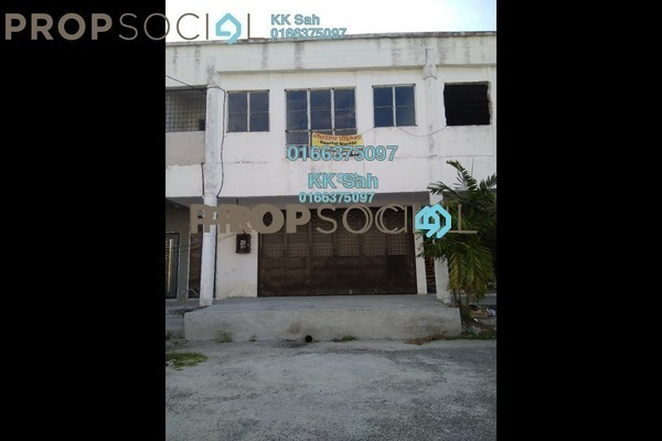 For Rent Factory at Bandar Armada Putra, Port Klang Freehold Unfurnished 1R/2B 1k