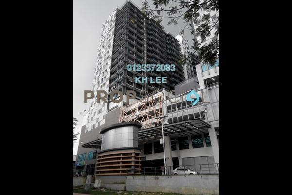 For Rent SoHo/Studio at Centrestage, Petaling Jaya Freehold Semi Furnished 1R/1B 1.4k