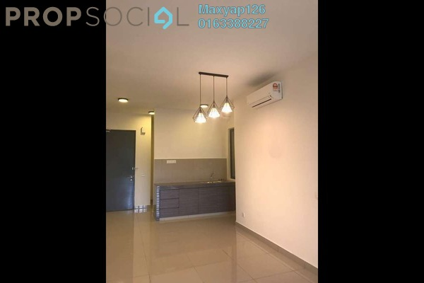 For Rent Condominium at Selayang 18, Selayang Freehold Semi Furnished 3R/2B 1.6k