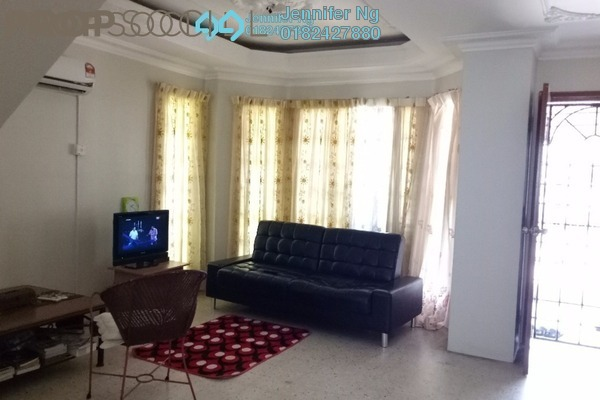 For Sale Terrace at PJS 10, Bandar Sunway Freehold Semi Furnished 4R/3B 738k