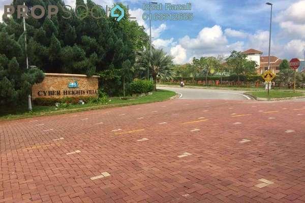 For Sale Condominium at Cyber Heights Villa, Cyberjaya Freehold Semi Furnished 3R/2B 510k