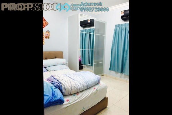 For Sale Townhouse at KiPark Sri Utara, Jalan Ipoh Freehold Semi Furnished 3R/3B 670k