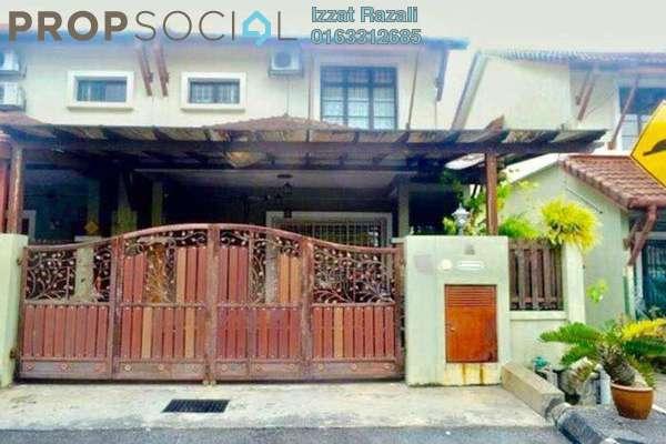 For Sale Terrace at Suadamai, Bandar Tun Hussein Onn Freehold Semi Furnished 4R/4B 750k