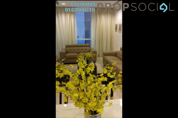 For Rent Condominium at Binjai 8, KLCC Freehold Fully Furnished 1R/1B 2.9k