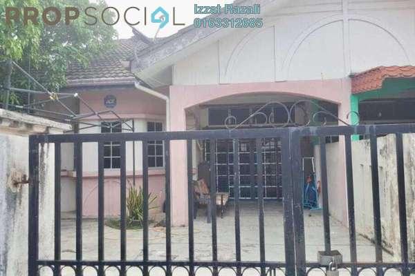 For Sale Terrace at Suadamai, Bandar Tun Hussein Onn Freehold Semi Furnished 4R/2B 570k
