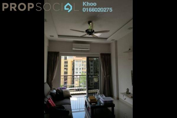 For Rent Condominium at Tiara Hatamas, Cheras Freehold Fully Furnished 3R/2B 1.3k