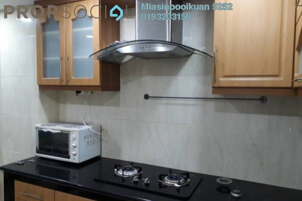 For Rent Apartment at Jalil Damai, Bukit Jalil Freehold Fully Furnished 3R/2B 1.6k