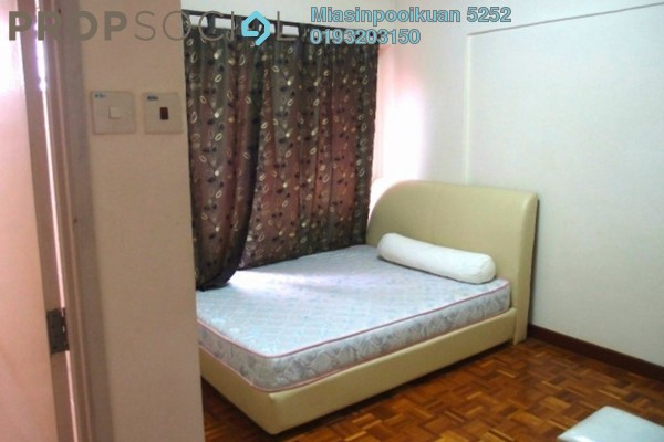 For Rent Condominium at Anjung Hijau, Bukit Jalil Freehold Semi Furnished 2R/2B 1.45k