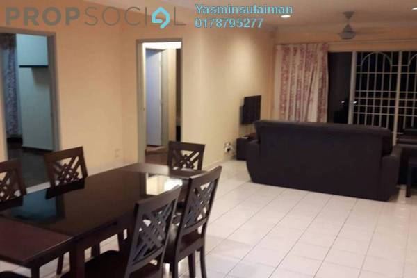 For Rent Condominium at Prima Ria, Dutamas Freehold Fully Furnished 3R/2B 2k