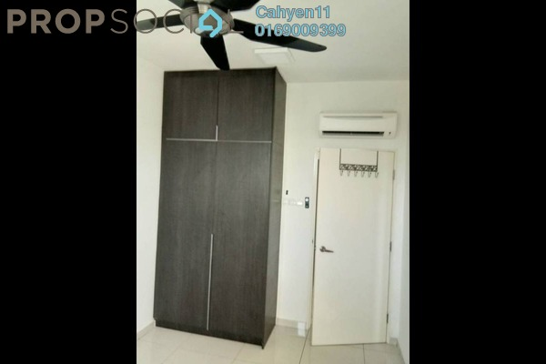 For Rent Condominium at Zeva, Bandar Putra Permai Freehold Semi Furnished 2R/1B 1.3k