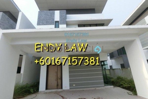 For Sale Semi-Detached at Luciana, Setia Eco Gardens Freehold Unfurnished 4R/5B 1.25m