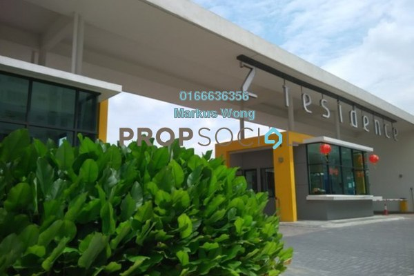 For Sale Condominium at The Z Residence, Bukit Jalil Freehold Semi Furnished 3R/2B 685k