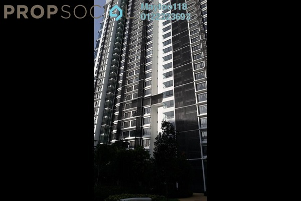 For Rent Condominium at Eclipse Residence @ Pan'gaea, Cyberjaya Freehold Fully Furnished 2R/2B 1.8k