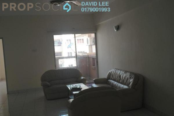 For Rent Condominium at Pelangi Damansara, Bandar Utama Freehold Unfurnished 3R/2B 1.25k