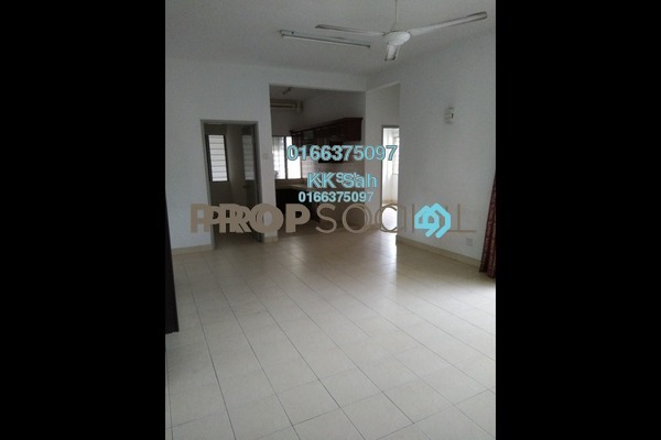For Rent Apartment at Bandar Botanic, Klang Freehold Semi Furnished 3R/2B 1k