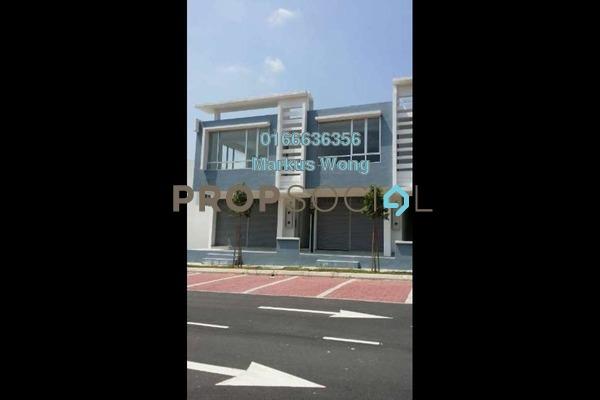 For Rent Shop at Taman Lestari Perdana, Bandar Putra Permai Freehold Unfurnished 0R/0B 2.5k