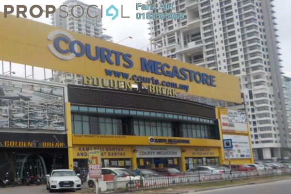 For Rent Factory at USJ 1, UEP Subang Jaya Freehold Semi Furnished 0R/2B 150k