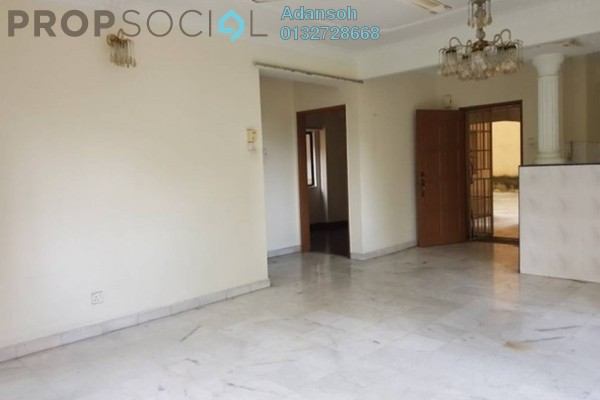 For Sale Apartment at Perdana Puri, Kepong Freehold Semi Furnished 3R/2B 365k