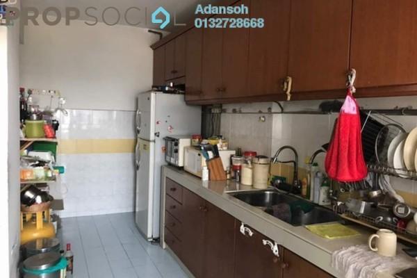 For Sale Condominium at Pelangi Indah, Jalan Ipoh Freehold Semi Furnished 3R/2B 338k