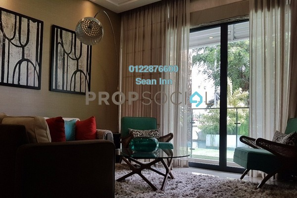 For Sale Serviced Residence at PJ Midtown, Petaling Jaya Freehold Semi Furnished 2R/2B 700k