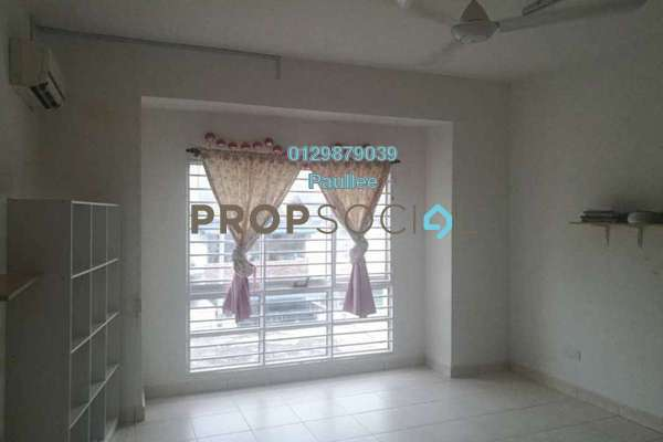 For Rent Terrace at Mutiara Indah, Puchong Freehold Semi Furnished 4R/3B 1.6k