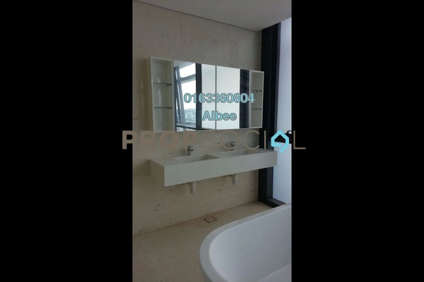 For Rent Condominium at The Capers, Sentul Freehold Fully Furnished 3R/3B 3.6k