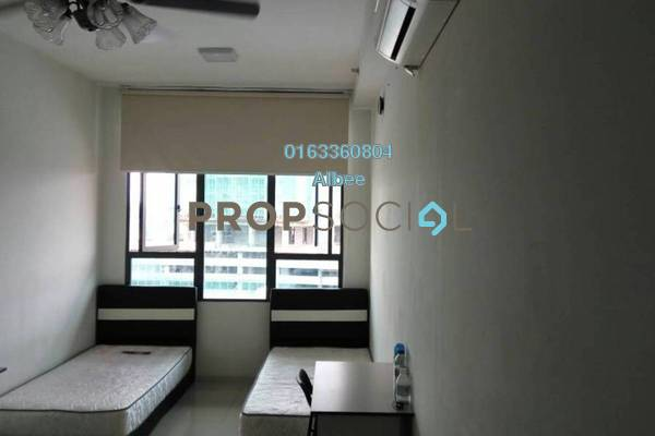 For Rent Condominium at Centrestage, Petaling Jaya Freehold Fully Furnished 0R/1B 1.3k