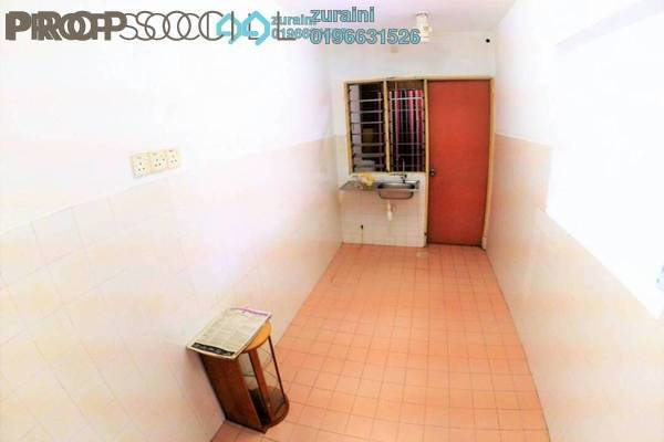 For Sale Condominium at Sri Intan 1, Jalan Ipoh Freehold Unfurnished 3R/2B 310k