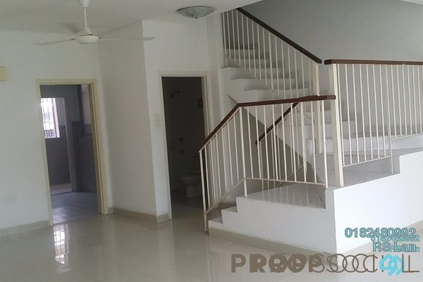 For Sale Townhouse at Cyberia Crescent 1, Cyberjaya Freehold Semi Furnished 3R/3B 490k