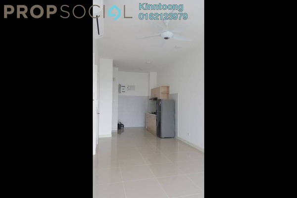 For Rent Condominium at Pearl Suria, Old Klang Road Freehold Semi Furnished 2R/1B 2.2k