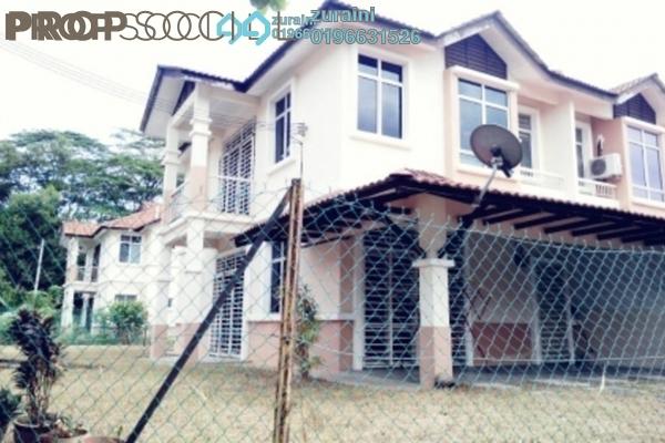 For Sale Terrace at Ixora Hill Park, Bandar Baru Salak Tinggi Freehold Unfurnished 4R/3B 599k