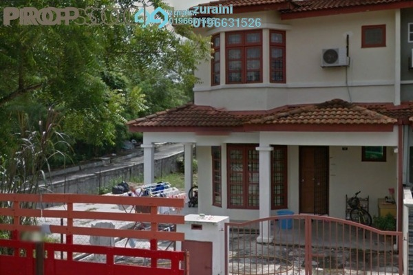 For Sale Terrace at Saujana Puchong, Puchong Freehold Unfurnished 4R/3B 800k