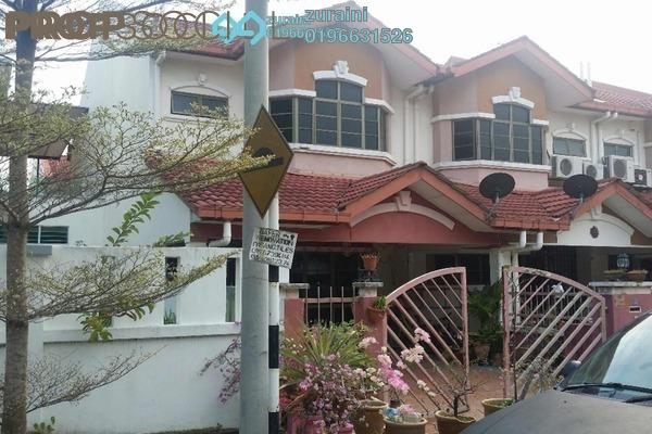 For Sale Terrace at Taman Bukit Mewah, Kajang Freehold Semi Furnished 4R/3B 480k