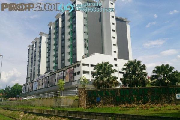 For Sale Serviced Residence at Mewah 9 Residence, Kajang Freehold Unfurnished 3R/2B 280k