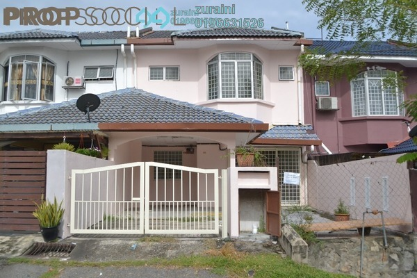 For Sale Terrace at Taman Velox, Rawang Freehold Unfurnished 4R/3B 450k
