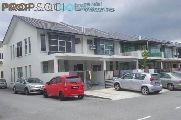 For Sale Terrace at Bangi Avenue, Kajang Freehold Unfurnished 4R/4B 580k
