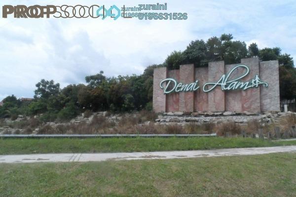 For Rent Shop at E-Boulevard, Denai Alam Freehold Unfurnished 0R/0B 6.5k