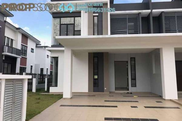 For Rent Semi-Detached at Setia EcoHill, Semenyih Freehold Unfurnished 4R/4B 1.5k