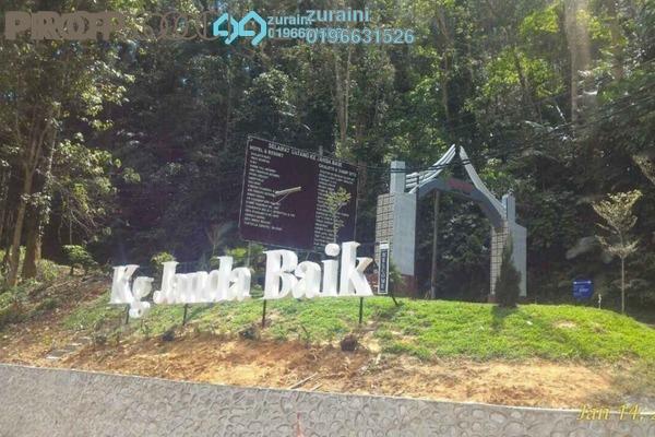 For Sale Land at Janda Baik, Pahang Freehold Unfurnished 1R/1B 1.5m