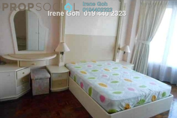 For Rent Condominium at Mutiara Villa, Bukit Ceylon Freehold Fully Furnished 3R/2B 2.5k