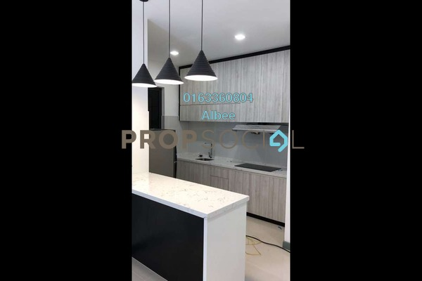 For Rent Condominium at South View, Bangsar South Freehold Fully Furnished 2R/2B 2.8k