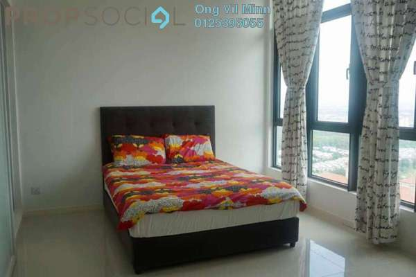 For Rent Serviced Residence at Tropicana Avenue, Tropicana Freehold Fully Furnished 1R/1B 2.4k