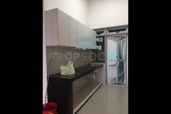 For Rent Condominium at Green Park, Seri Kembangan Freehold Semi Furnished 3R/2B 1.2k