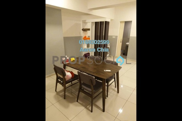 For Rent Condominium at Avenue D'Vogue, Petaling Jaya Freehold Fully Furnished 1R/1B 1.9k