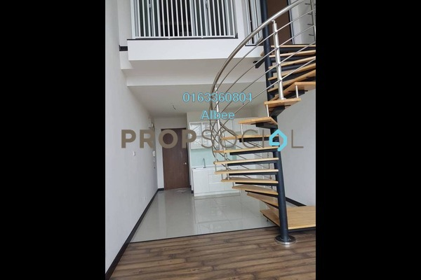 For Rent Condominium at Sphere Damansara, Damansara Damai Freehold Semi Furnished 0R/1B 1.3k