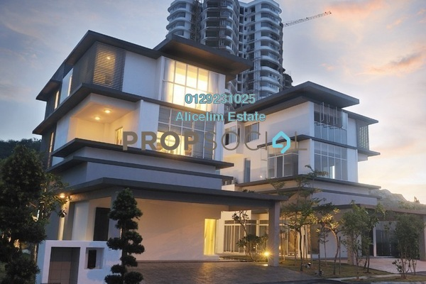 For Sale Bungalow at Green Beverly Hills, Putra Nilai Freehold Semi Furnished 7R/7B 2.14m