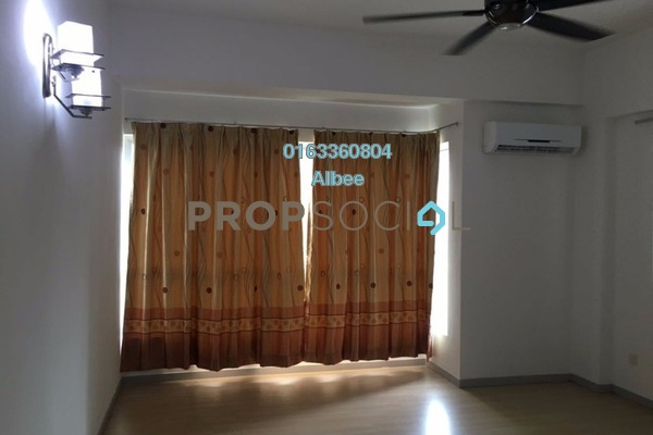 For Rent Condominium at Villa Orkid, Segambut Freehold Semi Furnished 4R/3B 2k