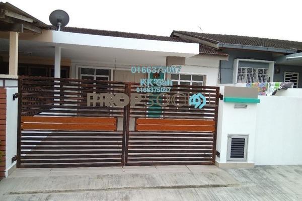 For Sale Terrace at Taman Bangi Jaya, Semenyih Freehold Semi Furnished 3R/2B 415k