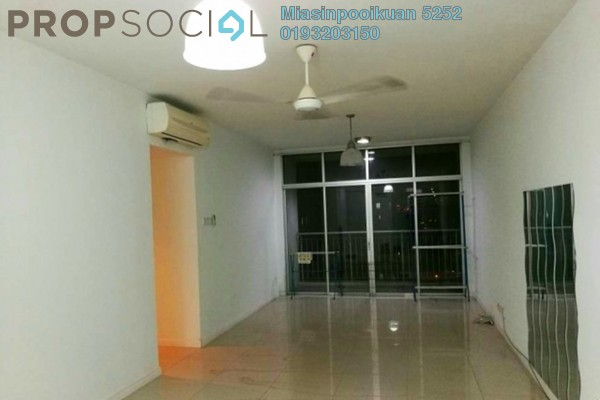 For Rent Condominium at Midfields, Sungai Besi Freehold Semi Furnished 3R/0B 1.5k