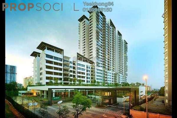 For Sale Condominium at Verdana, Dutamas Freehold Semi Furnished 4R/4B 1.2m